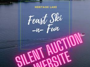 Feast Ski -N- Fun Silent Auction opens July 10