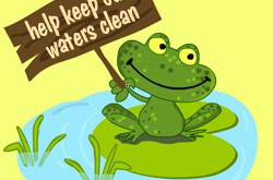 April Greetings and Reminders from the Clean Water Team