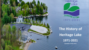 The History of Heritage Lake