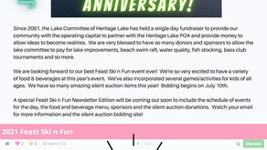 2021 Feast - Ski - N Fun shaping up to be packed with activities.