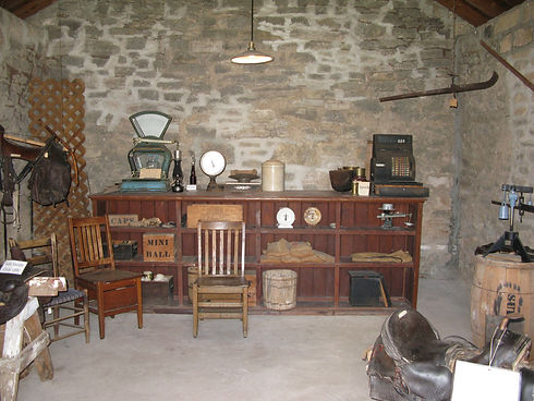 4. ADJUTANT'S OFFICE - POWDER HOUSE (5).