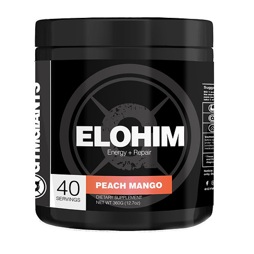 Elohim  Energy + Repair (BCAA) - Peach Mango