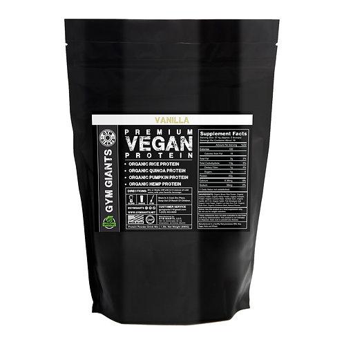 Premium Vegan Protein - Vanilla