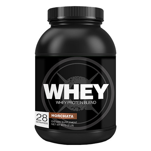 Whey Protein Blend - Horchata