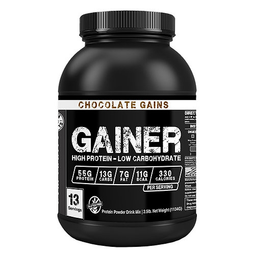 Gainer Protein Blend - Chocolate Gains