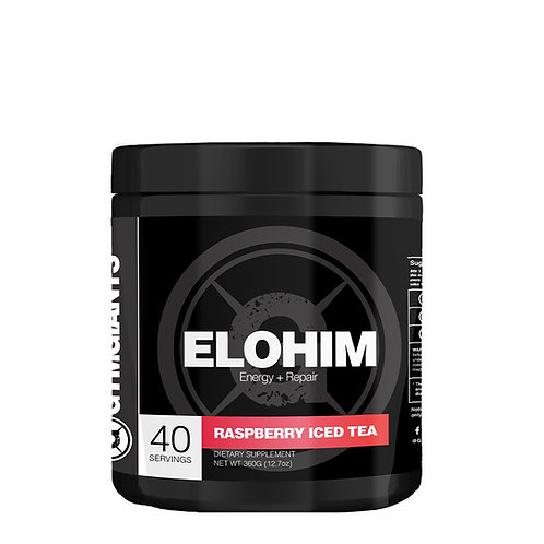Elohim  Energy + Repair (BCAA) - Raspberry Iced Tea