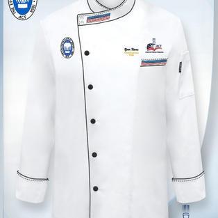 Classic Unisex Chef Coat