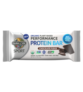 Garden of Life protein bar