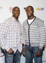 A Pair of Insightful Players® – Brothers Devin & Jason McCourty, by Chrissy Carew