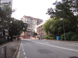 Broadcast Drive At Junction of Chuk Yuen Road & Junction Road Facing North West