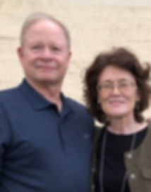 Mike and Barbara Vines, founders of Metro Chair Massage | Richmond, Virginia