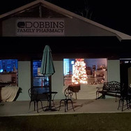 Dobbins Family Pharmacy Light Up Leakesville