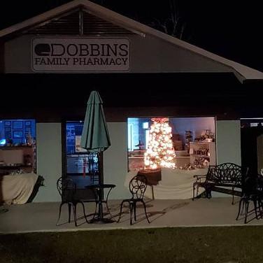 Dobbins Family Pharmacy Light Up Leakesville