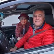 Judge Mark Maples and Mrs. Nancy Jo Maples