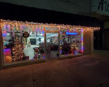 Light Up Leakesville 2020