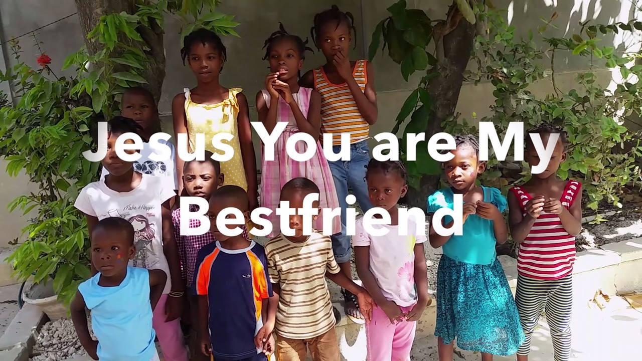 Jesus You are My Bestfirend