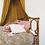 Thumbnail: Plaid/Nappe fleuri - 2 tailles