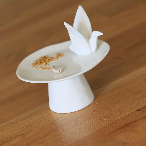 Coupelle en porcelaine