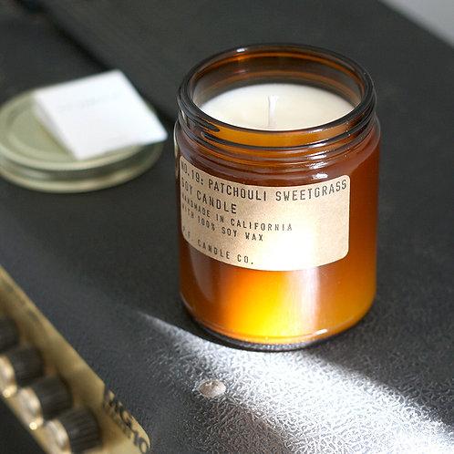 Bougie naturelle parfumée - PF Candle - 200g