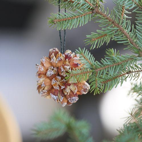 Boule Fleur décorative