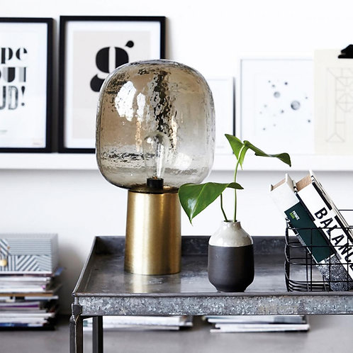 Lampe Globe laiton
