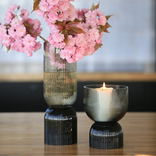 Vase / Photophore - 2 formats