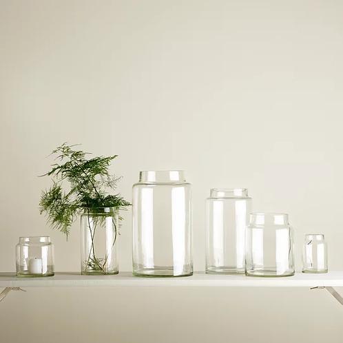 Vase transparent - 3 tailles