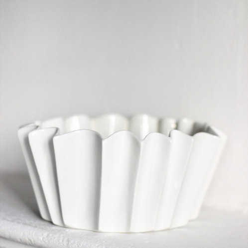 Saladier porcelaine Epure