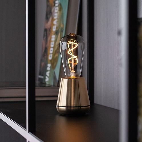 Lampe autonome - Or