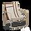 Thumbnail: Fauteuil lounge Cachemire / Shape