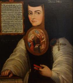 Sor Juana Inés de la Cruz (1648-1695)