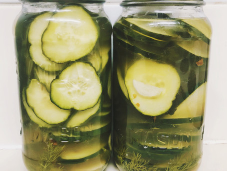 Quick & Easy Pickles