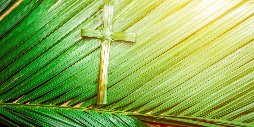 Familien-Gottesdienst vom Palmsonntag