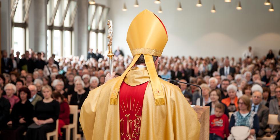 Bischofsweihe Joseph Bonnemain
