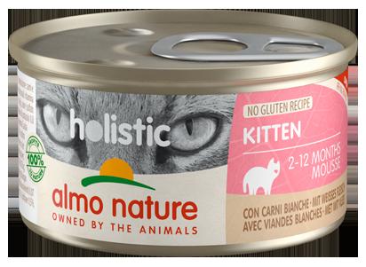 ALMO Holistic Kitten Carne Blanca 85Gr.