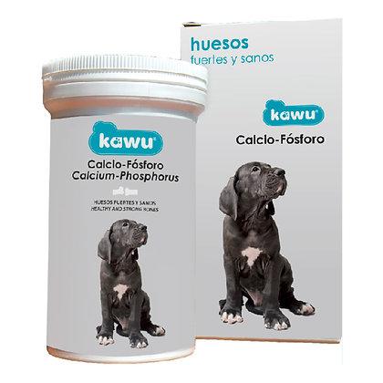 Kawu Calcio-Fósforo Para Perros 100comp De Calier