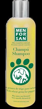MFS Champú para Cachorros Germen de Trigo 300Ml