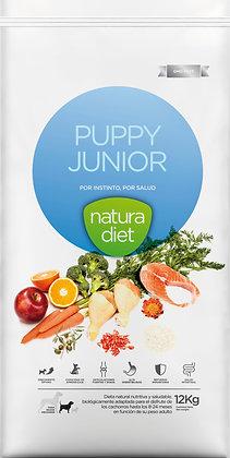 NATURA DIET PUPPY JUNIOR 12kg - Pienso para Cahorros