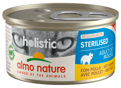ALMO Holistic Sterilised Pollo 85Gr.