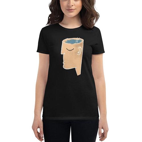 Camiseta de manga corta para mujer Dudazki