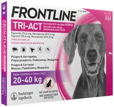 Frontline Tri-Act COLLAR ANTIPARASITOS