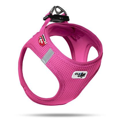 Curli Harness Air-Mesh Fucsia