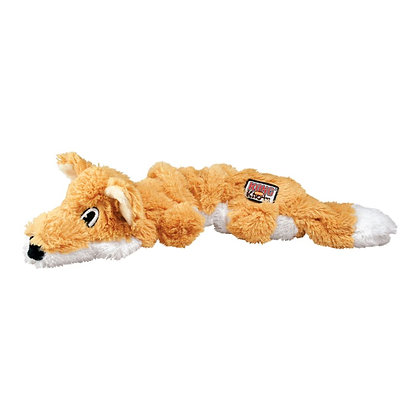 KONG® Scrunch Knots Fox
