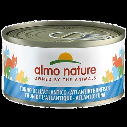ALMO HFC Natural Atún con Almejas 70Gr.