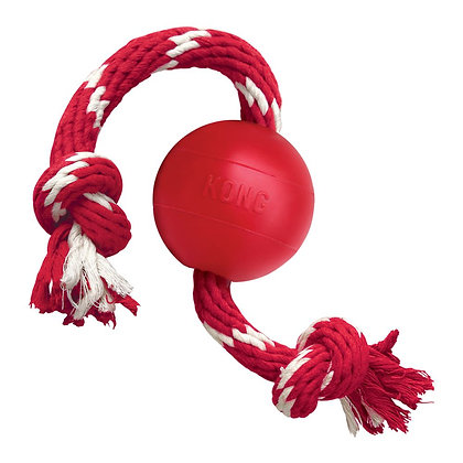 KONG® Ball with Rope