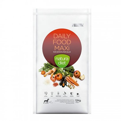 NATURA DIET DAILY FOOD RAZA GRANDE 12KG