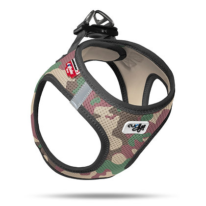 Curli Harness Air-Mesh Camo