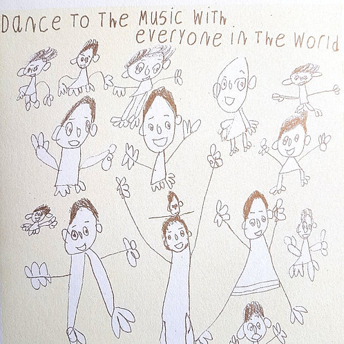 Dance To The Music With Everyone In The World