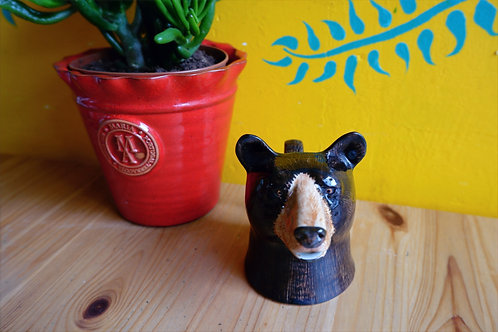 Black bear jug