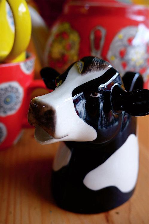 Friesian cow jug
